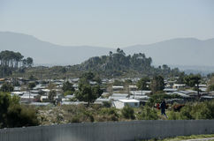 Distretto sudafricano ad Elgin Western Cape Fotografie Stock