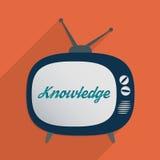Distribución del conocimiento Fotografía de archivo libre de regalías