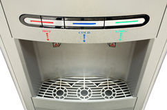 Distribuidor/purificador da água Imagem de Stock Royalty Free