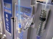 Distributeur automatisé de médecine Photo stock