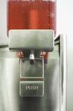 Distributeur de l'eau Images stock