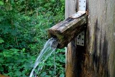 Distributeur de l'eau Image libre de droits