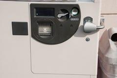 Distributeurs automatiques à l'extérieur au Japon Photo stock