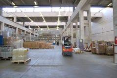 Distributie Stock Foto
