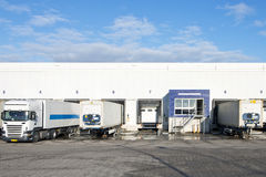 Distribution Center Royalty Free Stock Images