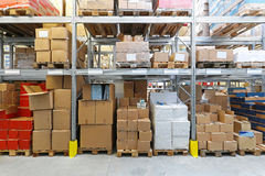 Distribution center Stock Image