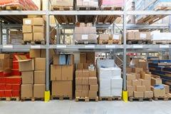 Distribution center Stock Image