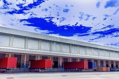 Distribution Center. stock image