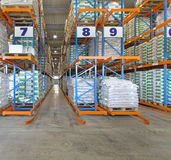 Distribution Center Royalty Free Stock Photo