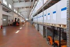 Distribution center royalty free stock photos