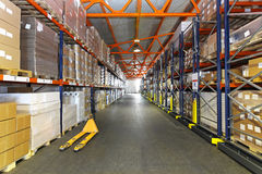 Distribution centre Stock Photos