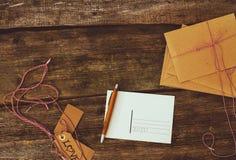 distribution du courrier Photographie stock