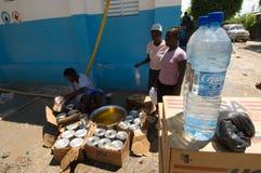 distribution food site στοκ εικόνα με δικαίωμα ελεύθερης χρήσης