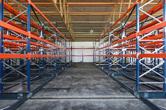 Distribution warehouse Stock Images
