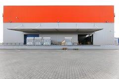 Distribution Warehouse Stock Photography
