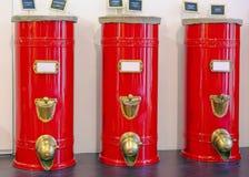 Distributore automatico del caffè Fotografia Stock