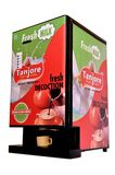 Distributore automatico del caffè del filtrante Fotografia Stock