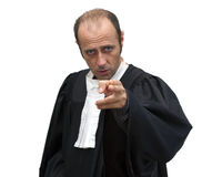 District attorney Royalty Free Stock Image