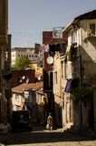 District of Balat Istanbul I Stock Photography