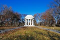 The District of Columbia World War I Memorial in Washington DC, USA Stock Photos