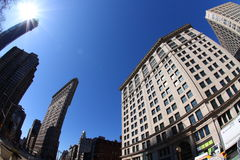 District de Flatiron photo stock