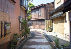 District de Gion, Japon Photo libre de droits
