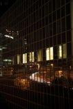 District des affaires de Paris Images stock
