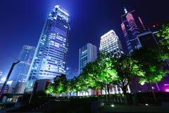 district des affaires Hong Kong photo libre de droits