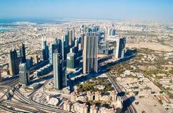District of Dubai Royalty Free Stock Photo