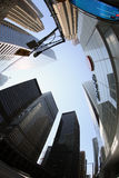 District financier de Toronto Photo libre de droits