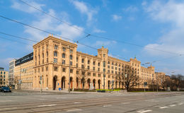 District Government of Upper Bavaria - Munich, Germany Royalty Free Stock Images