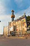 District heating Vienna Royalty Free Stock Image