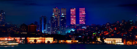 District of Istanbul Royalty Free Stock Image