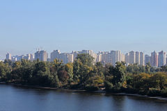 District of Kiev Stock Image