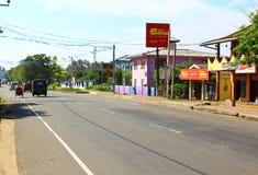 District Koggala, Sri Lanka Royalty Free Stock Photos