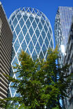 District La Defense Royalty Free Stock Photography