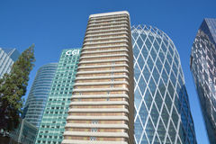 District La Defense Royalty Free Stock Photos