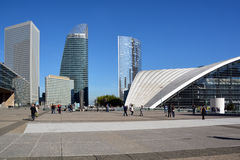 District La Defense Stock Photo