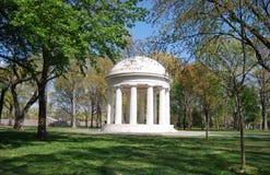 District van het Gedenkteken van de Oorlog van Colombia in Washington Royalty-vrije Stock Afbeelding