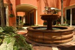 Districto de las compras de Nápoles la Florida Fotografía de archivo libre de regalías