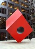 Districto financiero de New York City Foto de archivo