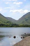 Districto inglés del lago pass de Kirkstone Fotografía de archivo libre de regalías