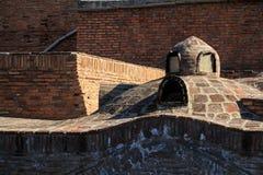 Distrito antiguo de Abanotubani de Tbilisi, Georgia, Fotos de archivo libres de regalías