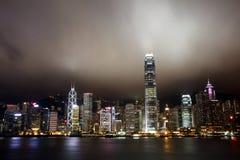Distrito central, Hong Kong fotos de stock royalty free