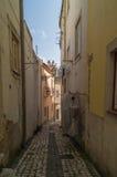 Distrito de Alfama, Lisboa, Portugal imagen de archivo libre de regalías