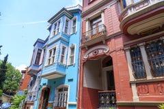 Distrito de Balat, Istambul, Turquia Foto de Stock Royalty Free