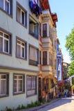 Distrito de Balat, Istambul, Turquia Foto de Stock