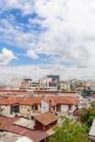 Distrito de Kulesi, centro da cidade de Antalya, Turquia Fotografia de Stock Royalty Free