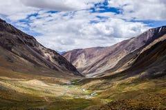 Distrito de Leh, Índia Imagens de Stock