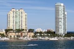 Distrito de Miami Beach Imagen de archivo